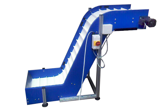 Swan Neck Conveyor